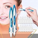 Ear Wax Remover, veilige en zachte Ear Wax Remover - Spiral Ear Cleaner - Ear Wax Removal Tool. Oorreinigingssysteem * 2 met