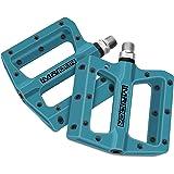 IMRIDER Mountainbike Pedalen Lichtgewicht Nylon Fiber 9/16 Inch Voor BMX Road MTB Fiets