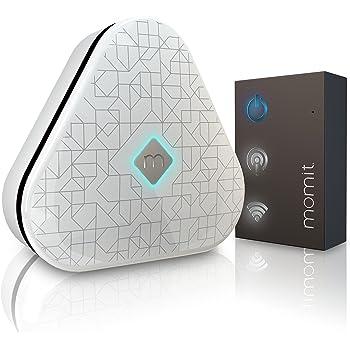 momit cool – kit iniziale (termostato + Gateway) – Controllo dell`aria condizionata con smartphone . Compatibile con telecomando a distanza.