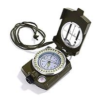 GWHOLE Kompass Militär Marschkompass