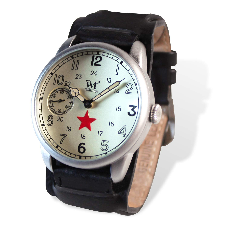 Ii Modelo Type 1réplica Guerra Wartime Aviación Reloj Mundial Urss Histórica Kirova Soviética XOZilkwPuT