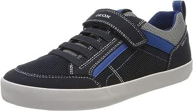 Geox Boys J Kilwi E Low-Top Sneakers