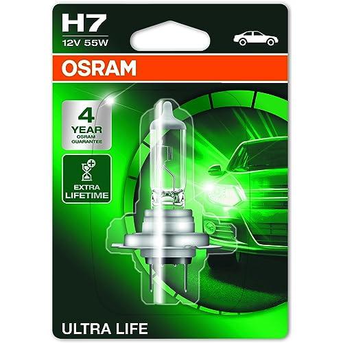 OSRAM 64210ULT-01B Ultra Life Lampadine macchina, Ampolla individuale, H7