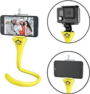 Monkeystick Biegsamer Selfie Stick Für Handy Gopro Kamera