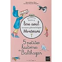 Coffret Premiers livres à lire seul - 5 petites histoires de Balthazar - niveau 1
