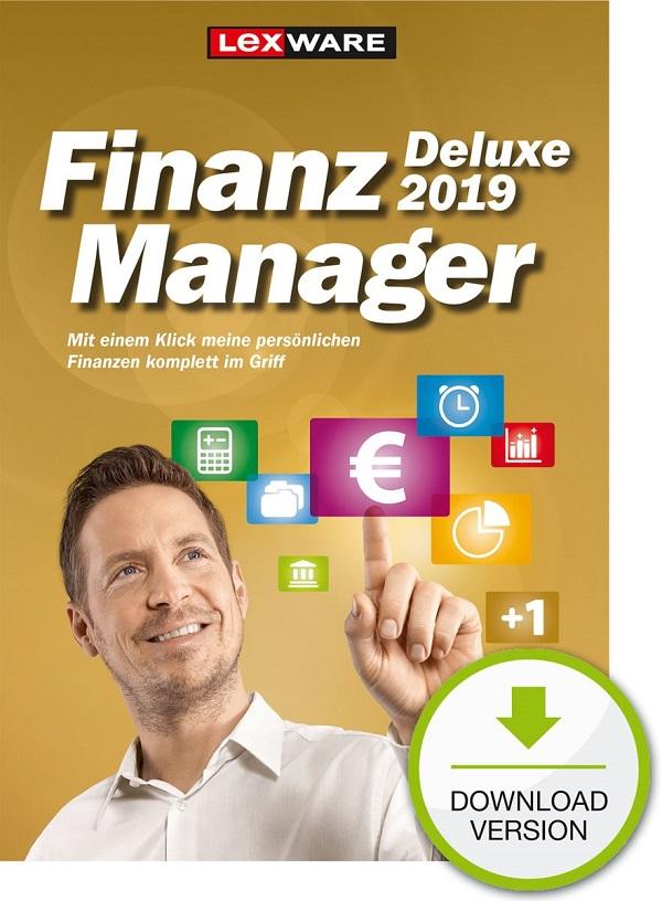 Lexware FinanzManager Deluxe 2019 Download [Online Code]