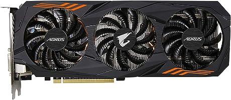 بطاقة رسومات جرافيكس G9-1060 6G REV 2.0 من Gigabyte AORUS GeForce GTX 1060 6G ، GV-N1060AORUS