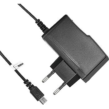 The PI Hut Steckernetzteil Micro-USB 5V 1200mA für Raspberry Pi