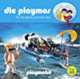 Die Playmos - Folge 65: Die Top Agents auf Hoher See (Das Original Playmobil Hörspiel)