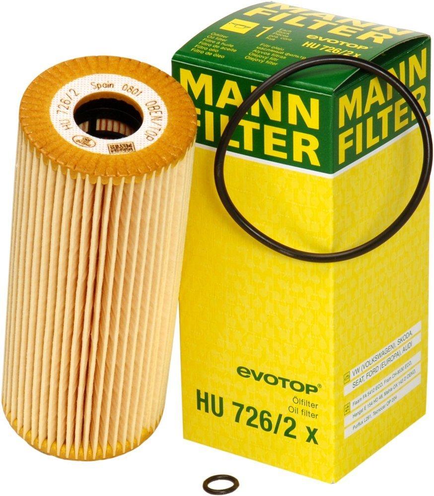 Mann Filter HU 726 2 X Ölfilter