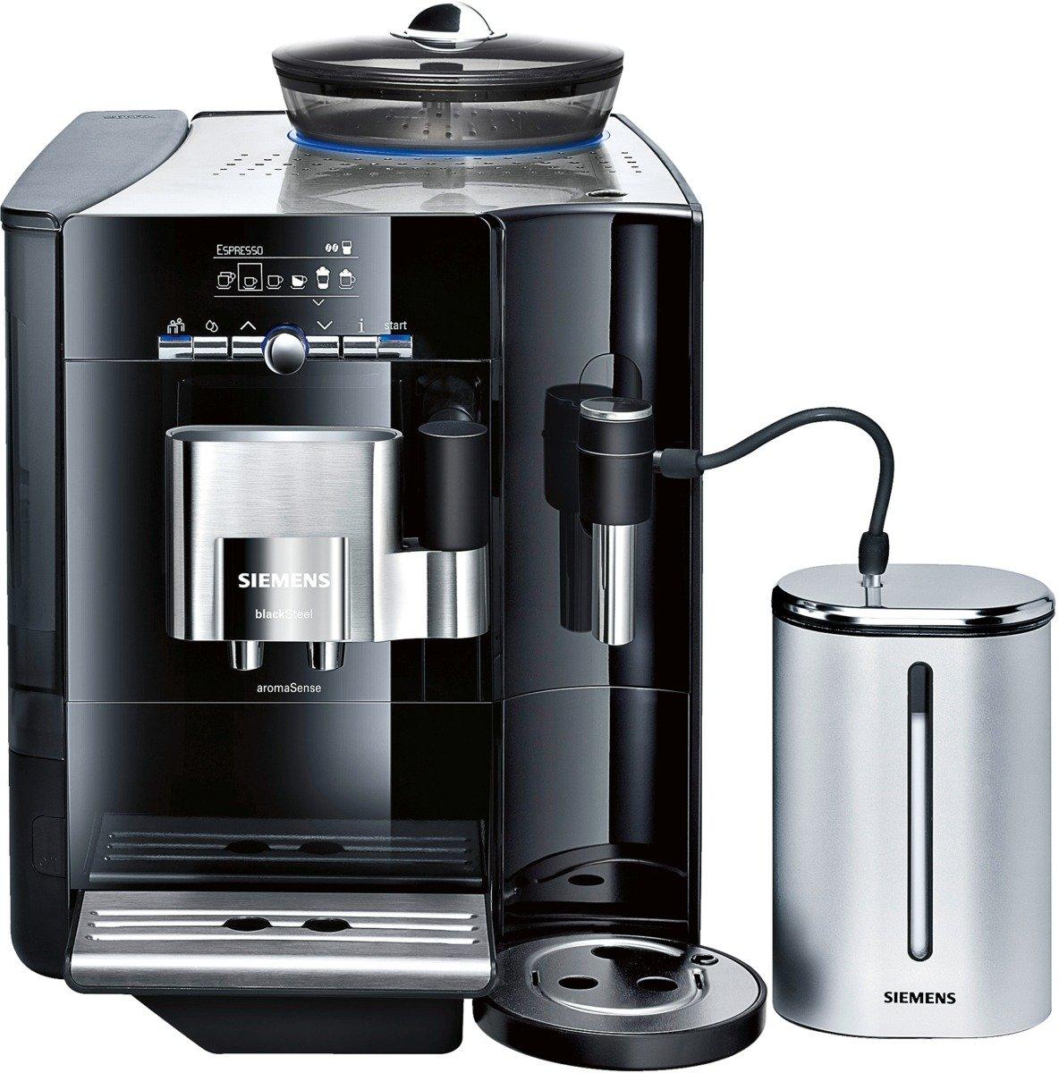 Siemens TE716519DE EQ.7 Plus Aroma Sense Kaffeevollautomat (Milchsystem)