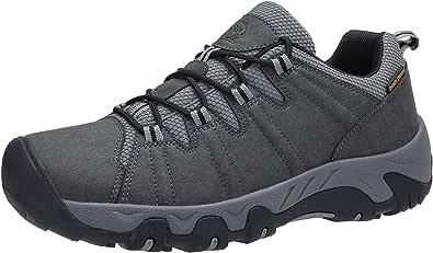 CAMEL CROWN Scarpe Trekking Impermeabili Uomo Estive Scarpe da Corsa Uomo Sportive Sneakers Running Scarpe da Escursionismo