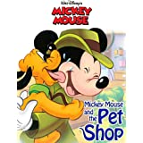Mickey Mouse and the Pet Shop (Disney Short Story eBook)