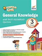 Olympiad Champs General Knowledge Class 3 with Past Olympiad Questions