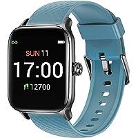 Letsfit Smartwatch für Damen Herren, Fitness Tracker Armbanduhr mit Pulsuhr Schlafmonitor und Blutsauerstoffsättigung…