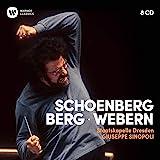 Schoenberg Berg Webern
