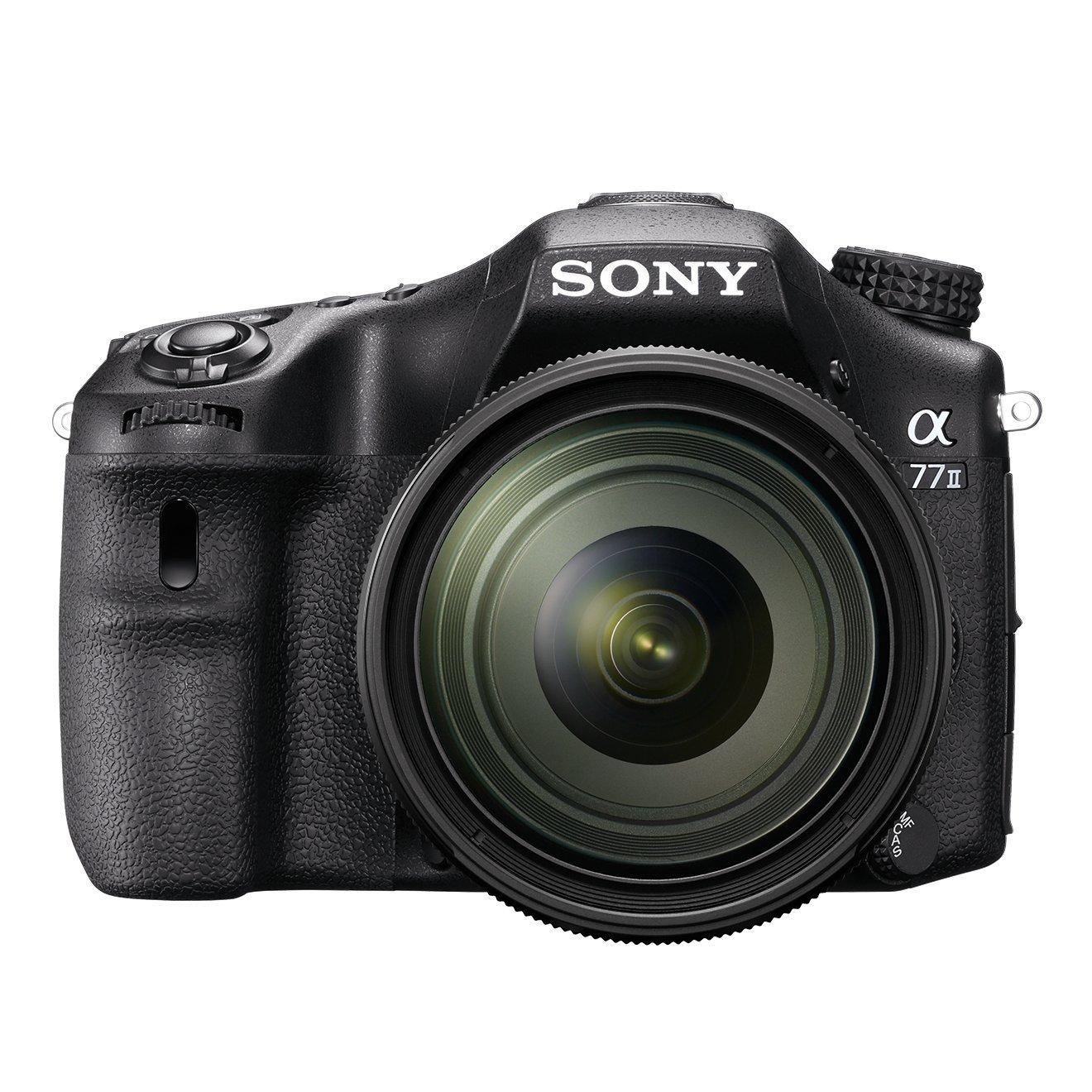 Sony ILCA Alpha 77 IIQ SLR 24,3 MP inkl. SAL-1650 Objektiv
