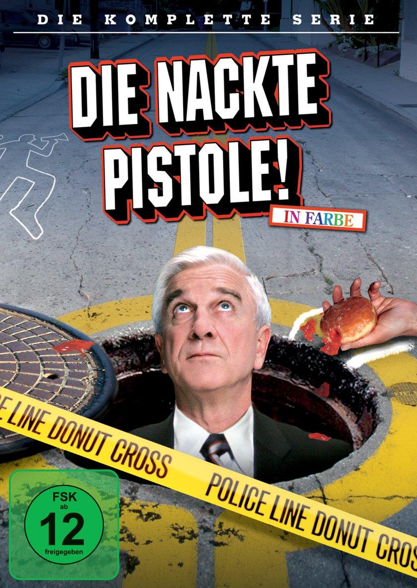 Die nackte Pistole - Season 1 [Edizione: Germania]