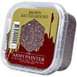 The Army Painter | Brown Battleground | Miniature Models Bases | For a Realistic Look