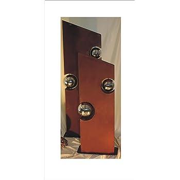 Set Aus 2 Säulen Exklusive Xxxl Rostsäule Rs111 Und Rs112