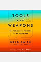 Tools and Weapons: The Promise and the Peril of the Digital Age Livres audio Audible