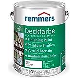 Remmers Dekkleur - wit 5L