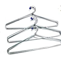 IVANIC Steel Cloth Hanger (Heavy) - Pack of 24