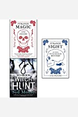 syd moore collection 3 books set (strange magic: an essex witch museum mystery, witch hunt, strange sight: an essex witch museum mystery) Paperback
