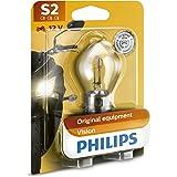 Philips 12728BW motorkoplamp S2, 1 stuks blister