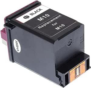 Vhbw Tintenpatrone Druckerpatrone Patrone Refill Schwarz Black Passend Für Samsung Ink M10 Lexmark 13400hc Bürobedarf Schreibwaren
