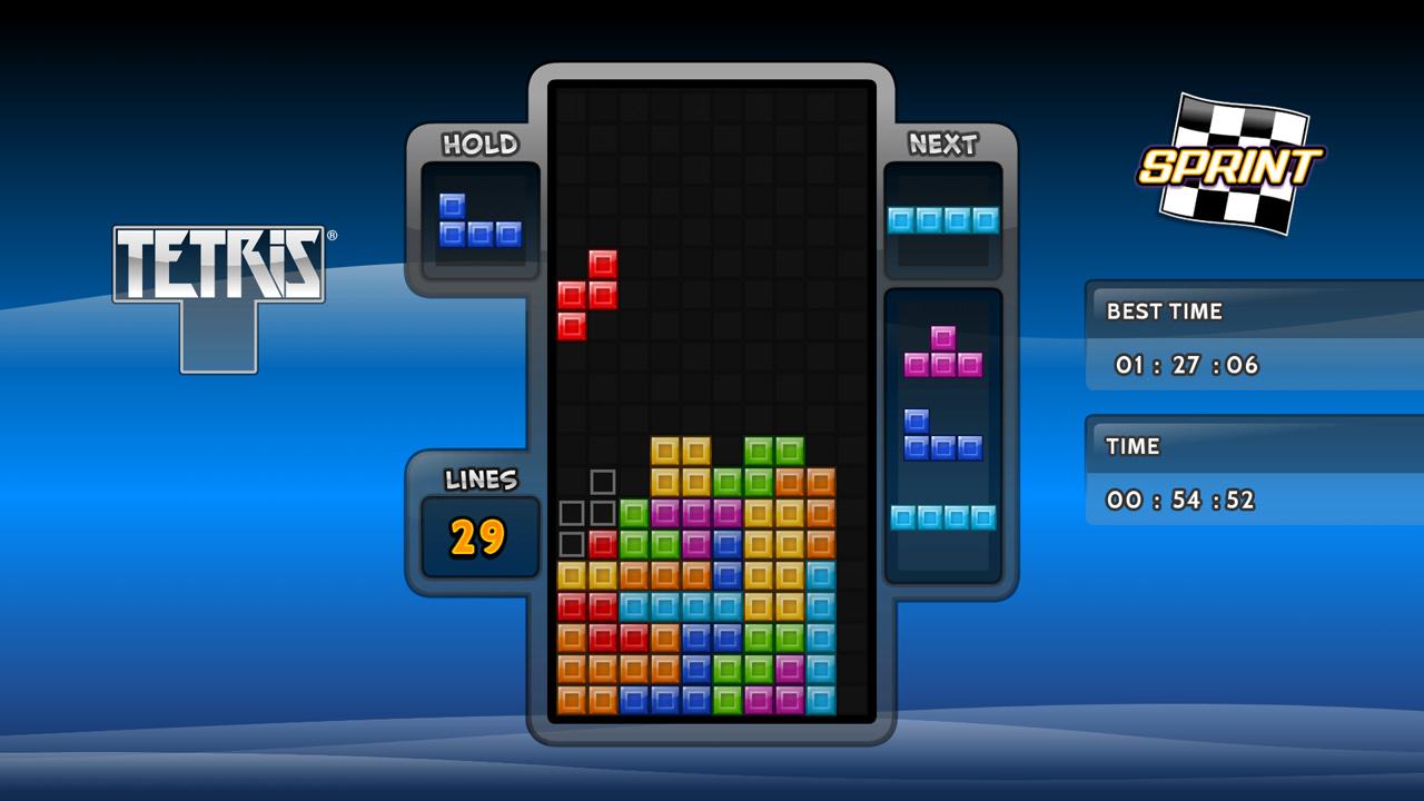 Tetris - 9