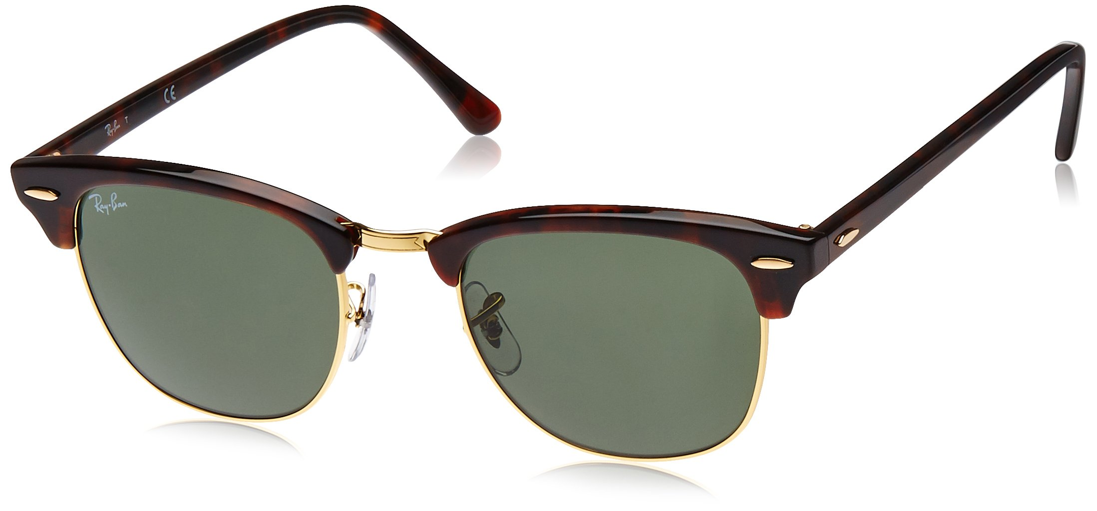 30fe3c943a Ray Ban Clubmaster 3016 Brown « Heritage Malta