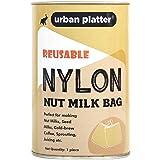 Urban Platter Fine Mesh Nylon Nut Milk Bag