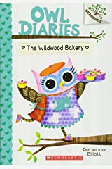 The Wildwood Bakery (Owl Diaries: Branches) Paperback