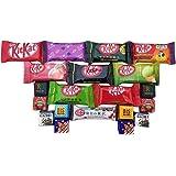 KITKAT assortiment de chocolat japonais 20 pz kit kat & tirol différentes saveurs