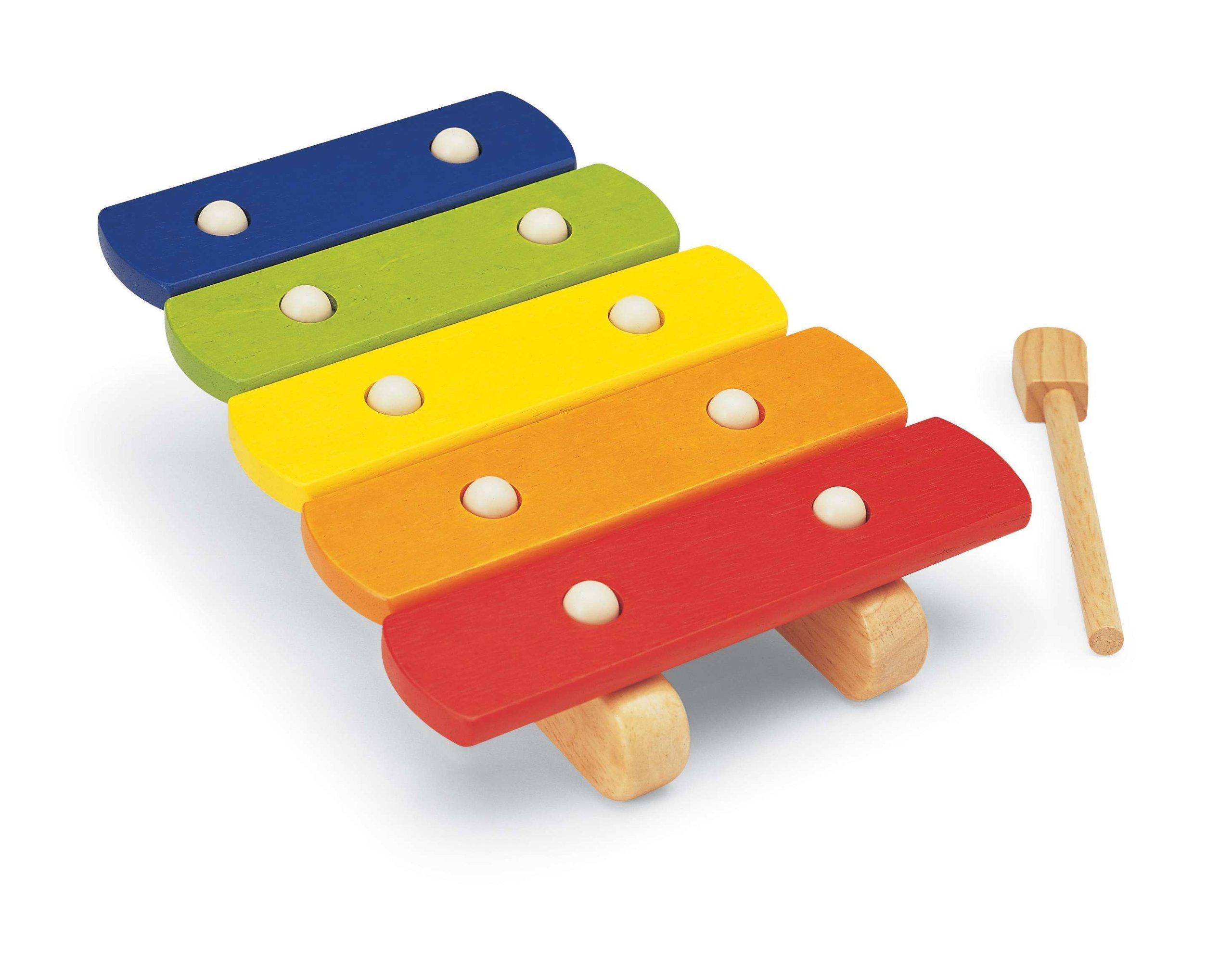 Pintoy Basic - Xilofono in legno