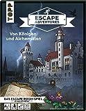 Escape Adventures – Von Königen und Alchemisten: Das ultimative Escape-Room-Erlebnis jetzt auch als Buch! Mit XXL…