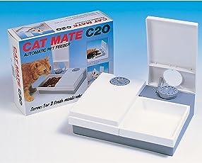 CAT MATE C20 Automatischer Haustier Futterspender