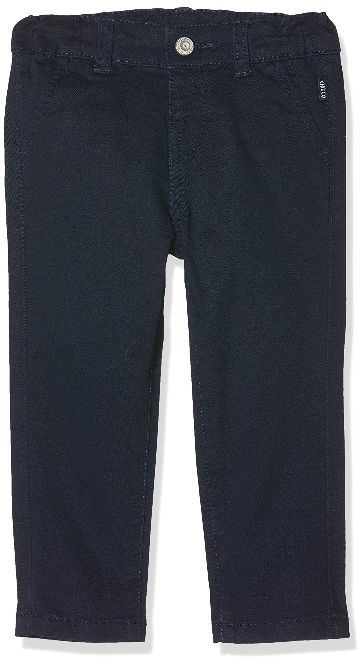 Chicco Pantaloni Lunghi Pantalones para Bebés 3
