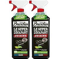 Jacques Briochin Super Décapant Cuisine 1 L - Lot de 2