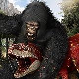Apes Gangs War A Vegas City Gangster Crime 3D: Regole di Survival Jungle Hero Wild Kong Gorilla Planet Simulator Giochi gratuiti per bambini 2018