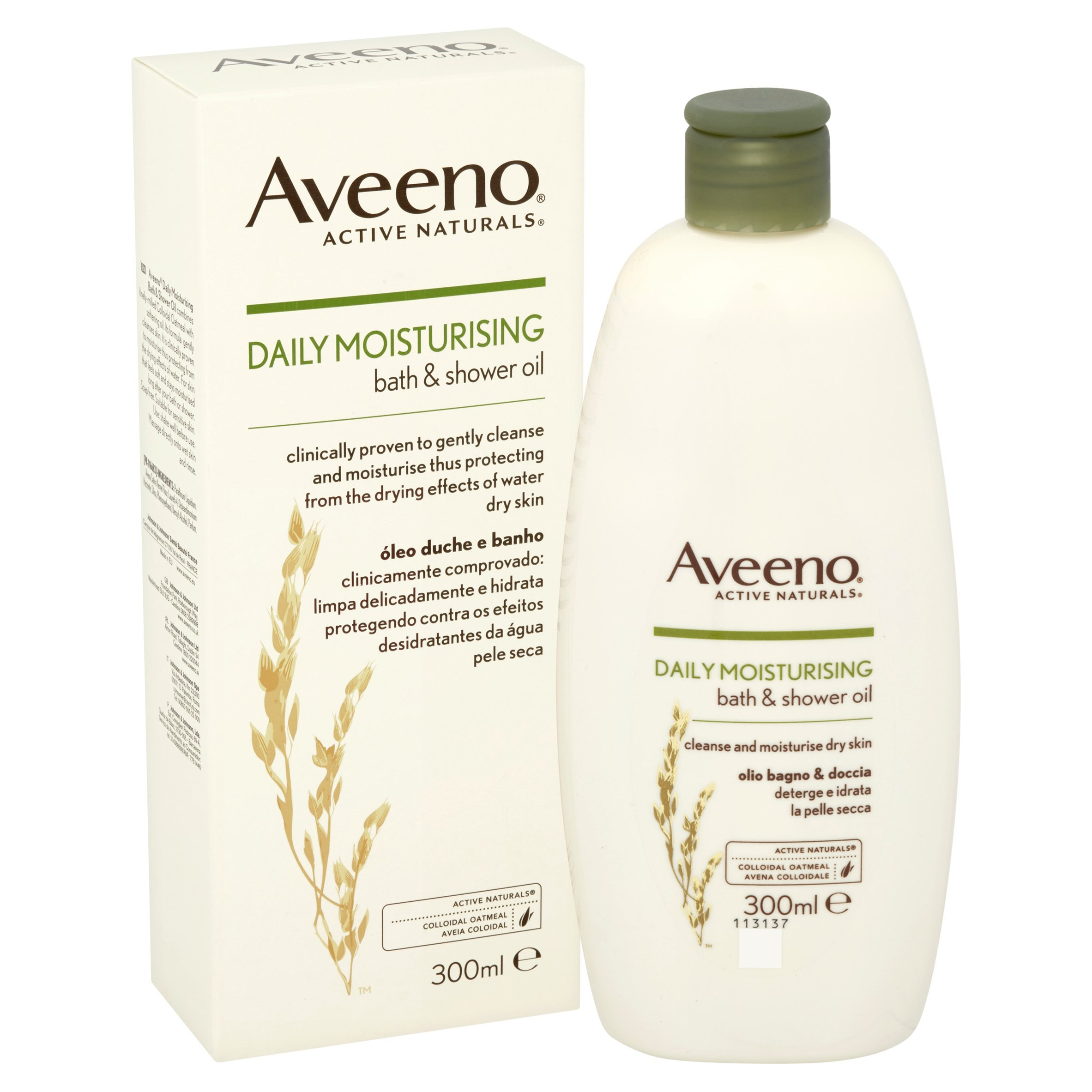 aveeno daily moisturising bath and shower oil 300 ml ebay aveeno bath amp shower oil lifeandlooks com be beautiful