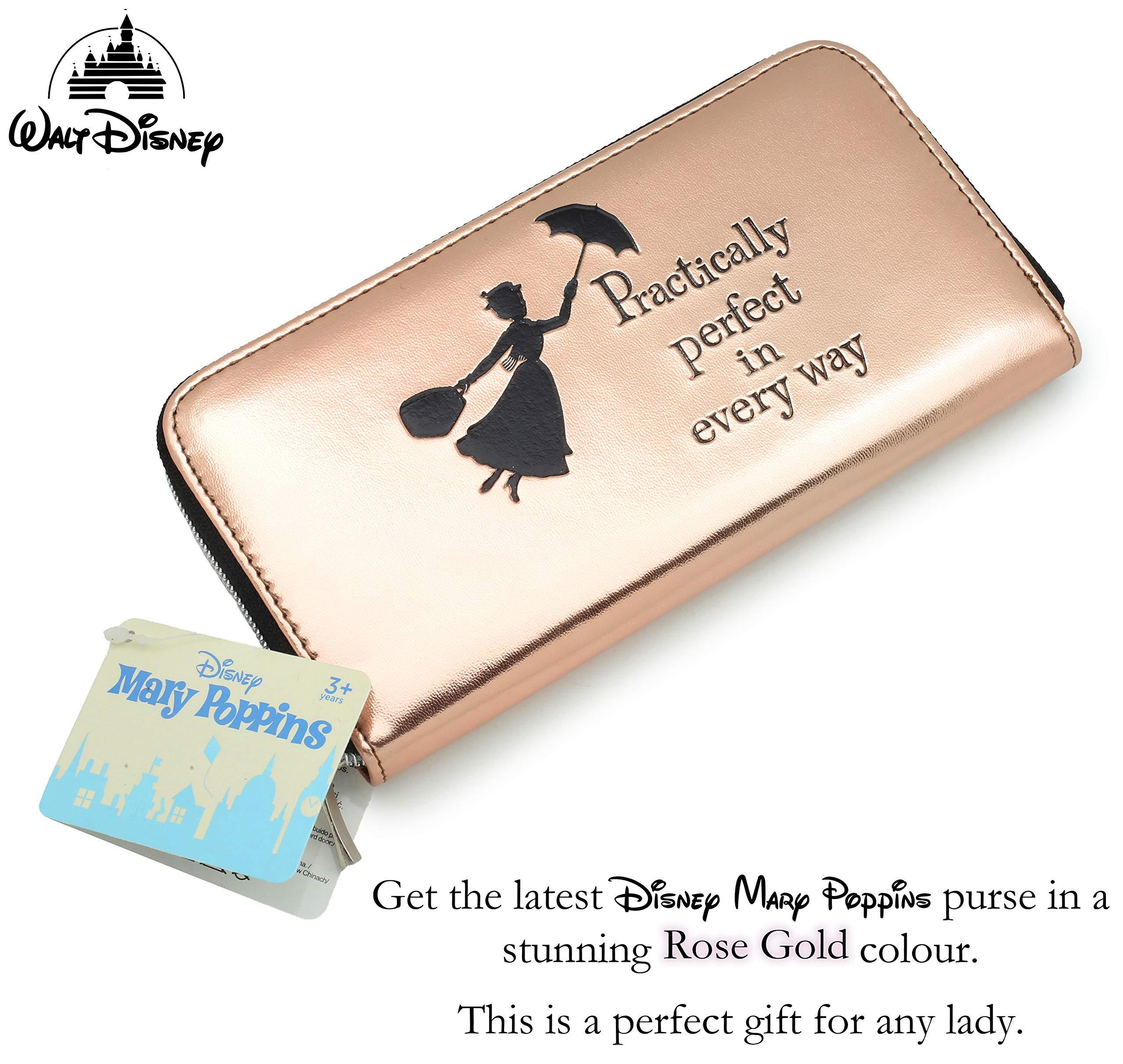 81%2B1FUTnMmL - Disney Bolsos de Fiesta Mary Poppins Bolso de Mano de Mujer