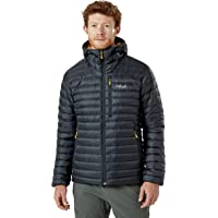 Rab Microlight Alpine Jacket, Light Weight, Warm Winter Jacket, Windproof, Breathable, Packable