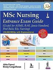 MSc Nursing Entrance Exam Guide (3rd Edition) (Useful for AIIMS, RAK, Jamia Hamdard, Post Basic BSc Nursing)