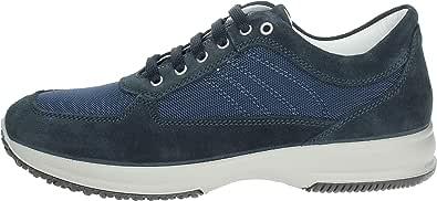 iMac 501601 Sneakers Casual Uomo Blu (Numeric_42)