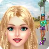 Skater Girl Makeover - Spa, Makeup and Dress Up Salon Game