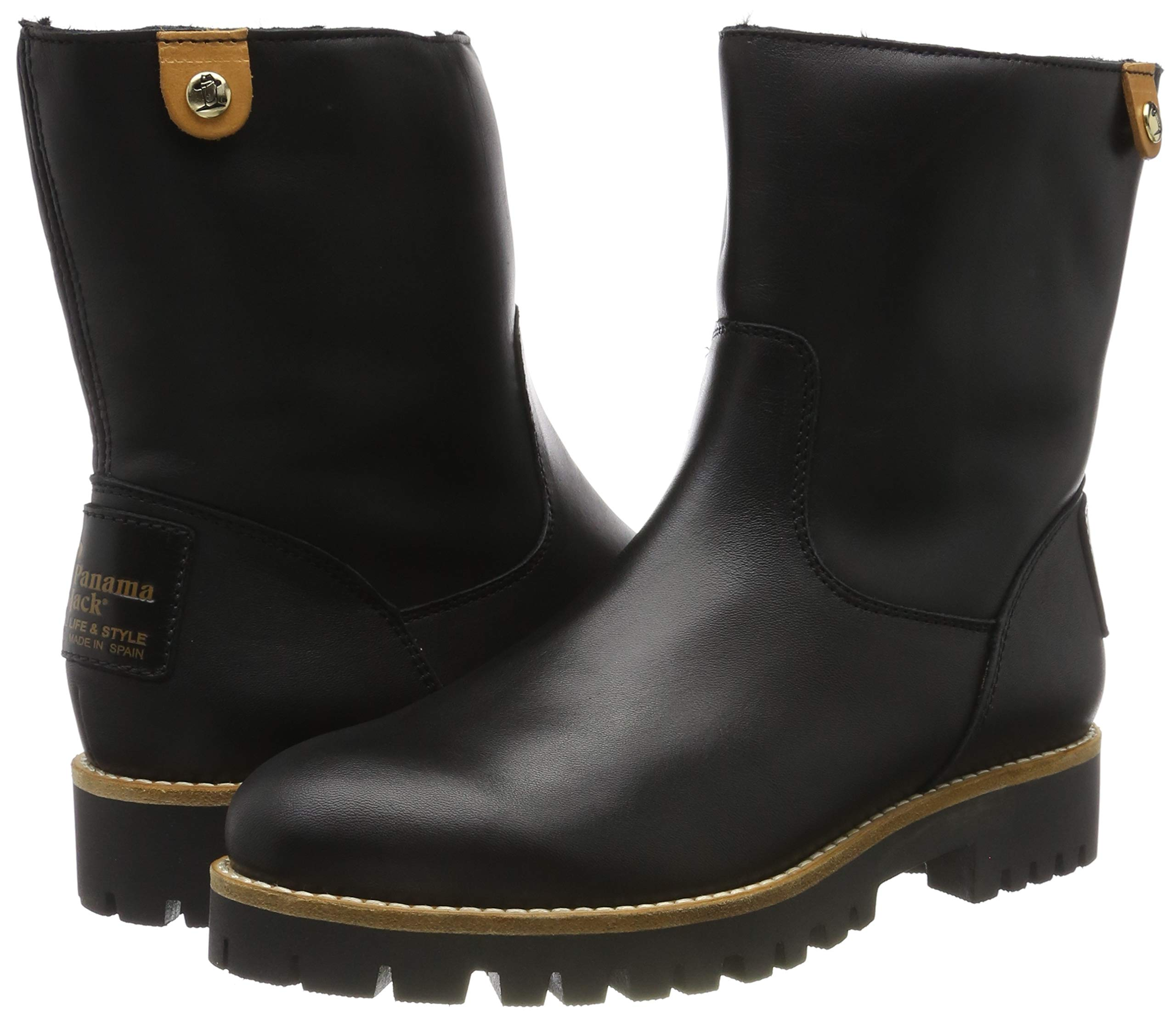 Panama Jack Women's Tayla Igloo Travelling Ankle Boots 5