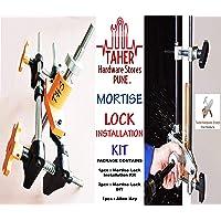 THS Metal Mortise Lock Installation Jig, Deep Lock Mortiser