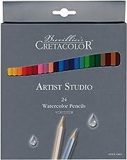 Cretacolor Artists Studio Line Watercolor Pencil Set of 24